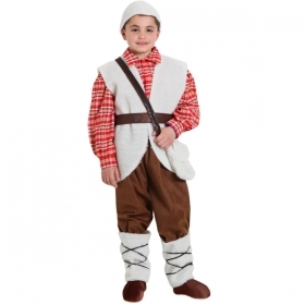 DRESS COSTUME Mask CHRISTMAS - the SHEPHERD boy