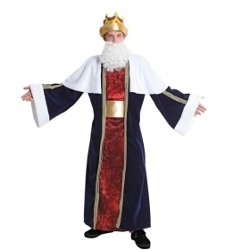 DRESS COSTUME Mask CHRISTMAS - the MAGI - MELCHIOR ADULT