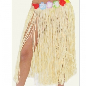 SKIRT HAWAIIAN NATURAL - PARTY - OUTFITS - THEME PARTIES