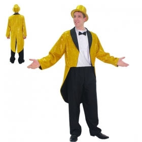 DRESS COSTUME CARNIVAL Mask for Adults FRAC YELLOW MAN