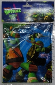 DECORATIONS, Birthday Party table CLOTH DISNEY NINJA TURTLES