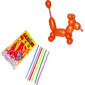 Balloons Maneuverable Package of 100 pieces - 28/30 cm very Good quality