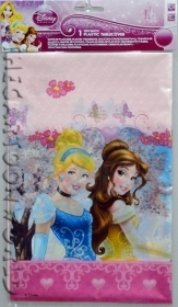 DECORATIONS, Birthday Party table CLOTH DISNEY PRINCESSES to