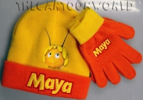 Fantastic Set of HAT and GLOVES - DISNEY - APE MAIA