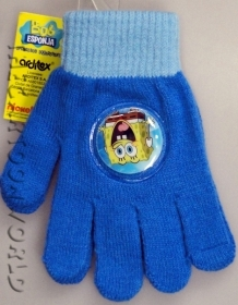 Fantastic GLOVES DISNEY SPONGEBOB and PATRIK STAR
