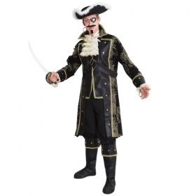 DRESS COSTUME CARNIVAL Mask - CORSAIR adults