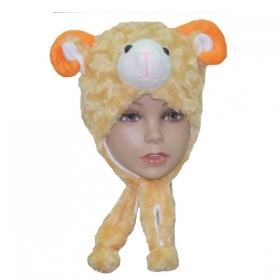 HAT Shaped 3D SOFT PLUSH toys - ARIES