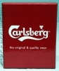 Wallet coin Purse DISNEY CARLSBERG + Box - black