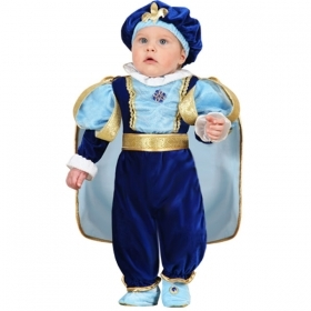 DRESS COSTUME CARNIVAL Mask INFANT - LITTLE EMPEROR