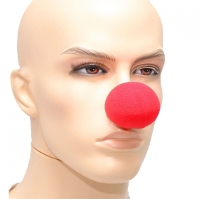 FANTASTIC NOSE CLOWN CLOWN - THEMED PARTIES , CARNIVAL , PARTY, AND NOT ONLY