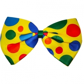 AMAZING BOW-TIE CLOWN CLOWN - CARNIVAL , PARTY , THEME PARTIES AND NOT ONLY