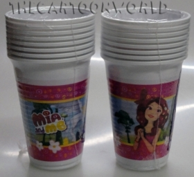 DECORATIONS Birthday Party GLASSES DISNEY - MIA AND ME