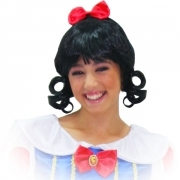 FANTASTIC WIG FOR Children and ADULTS - snow white