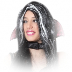 FANTASTIC WIG FOR Kids and ADULTS - MORTICIA Mortisia