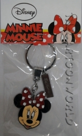 KEYCHAIN Metal DISNEY MINNIE mouse - idea wedding Favor