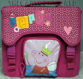 Folder, School and Leisure Time DISNEY - PEPPA PIG fairy