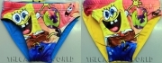 COSTUME for the beach / Pool DISNEY - SPONGEBOB - SIZES available 4 - 6 - 8 years