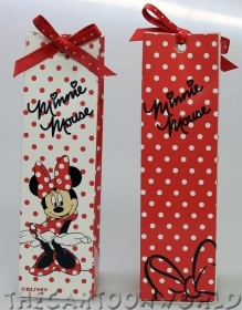 CANDY box DISNEY BOX CASE Portaconfetti MINNIE