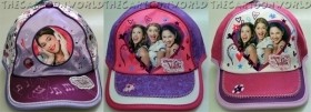 HAT with Visor - BEANIE Disney VIOLETTA