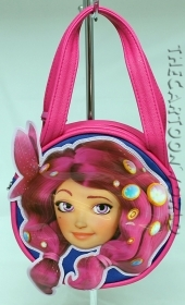 HANDBAG Shaped 3D with handles Disney - MIA and ME