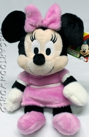 PELUCHE DISNEY MINNIE Fuxia - 32 cm