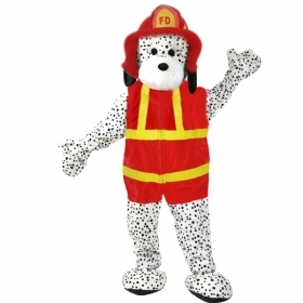 FANTASTIC MASCOT for Adults - a PAW PATROL dalmatian Marshall