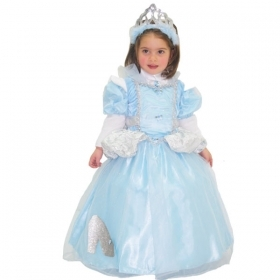 DRESS COSTUME Mask CARNIVAL baby - PRINCESS CINDERELLA