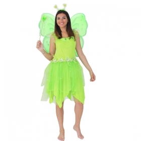DRESS COSTUME CARNIVAL Mask Adult TINKERBELL