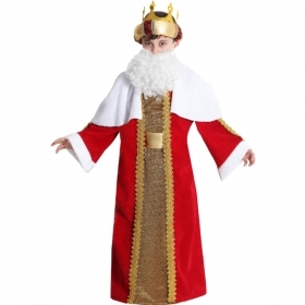 DRESS COSTUME Mask CHRISTMAS - the three KINGS - GASPAR, baby