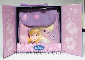 BAG Handbag shoulder Strap With gift Box - Disney FROZEN Elsa and Anna