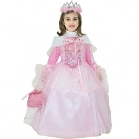 DRESS COSTUME CARNIVAL Mask baby PRINCESS BABY