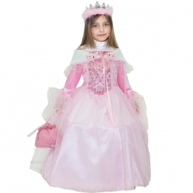 DRESS COSTUME CARNIVAL Mask - Girl PRINCESS