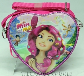 BAG Handbag Heart Shoulder bag - Disney MIA and ME