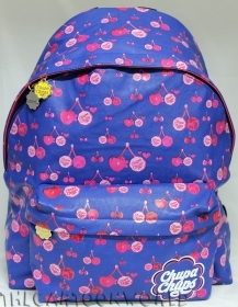 The BACKPACK Folder and School and Leisure CHUPA CHUPS - purple