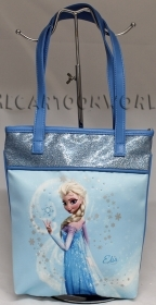 BAG Handbag SHOPPER - Disney FROZEN Elsa