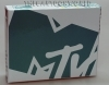 Wallet coin Purse MTV - with Box Faux leather
