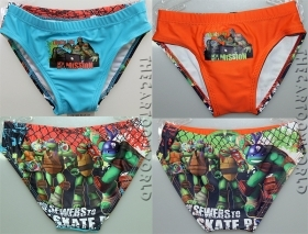 COSTUME for the beach / Pool DISNEY - NINJA TURTLES 3 Years