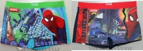 COSTUME Boxer MARE / Piscina DISNEY - Marvel SPIDERMAN - TAGLIE 3 - 4 - 6 - 8 a