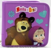 CASE SCHOOL 30 pieces - DISNEY MASHA and the BEAR