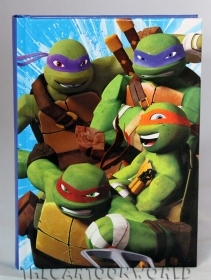DIARY CALENDAR SCHOOL DISNEY - NINJA TURTLES