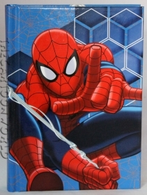 DIARY CALENDAR SCHOOL DISNEY - MARVEL SPIDERMAN