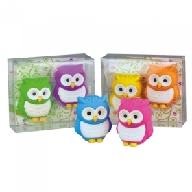 Eraser COLLECTION - IDEA-CANDY - AFTER PARTY - OWL
