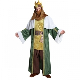 DRESS COSTUME Mask CHRISTMAS - the MAGI - BALTHASAR
