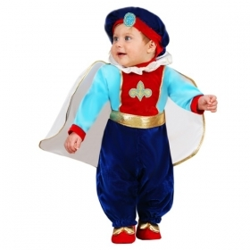 DRESS COSTUME Mask CARNIVAL BABY - LITTLE PRINCE