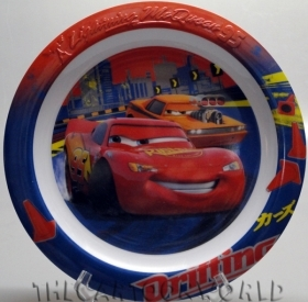 SET JELLY Flat Floor in Melanin DISNEY - CARS