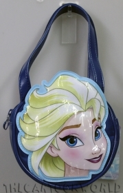 PURSE Handbag SHAPED - Disney FROZEN Elsa