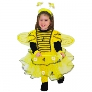 DRESS COSTUME Mask CARNIVAL baby - the QUEEN OF the BEES