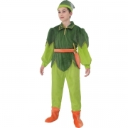 DRESS COSTUME Mask CARNIVAL kid - PETER PAN
