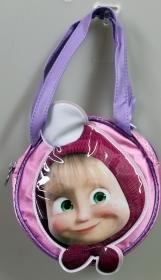 HANDBAG Shaped 3D with handles Disney - MASHA and the BEAR