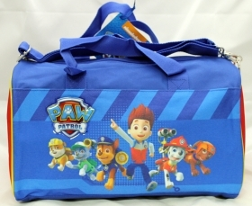BAG DUFFEL bag with shoulder Strap - Gym-Disney PAW PATROL